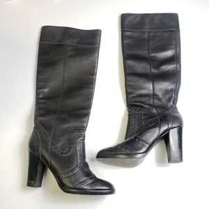 MK | Michael Kors Tall Leather Boots